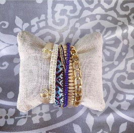 Cage Cuff. Vista Wrap Bracelet.  Ansley Cuff.